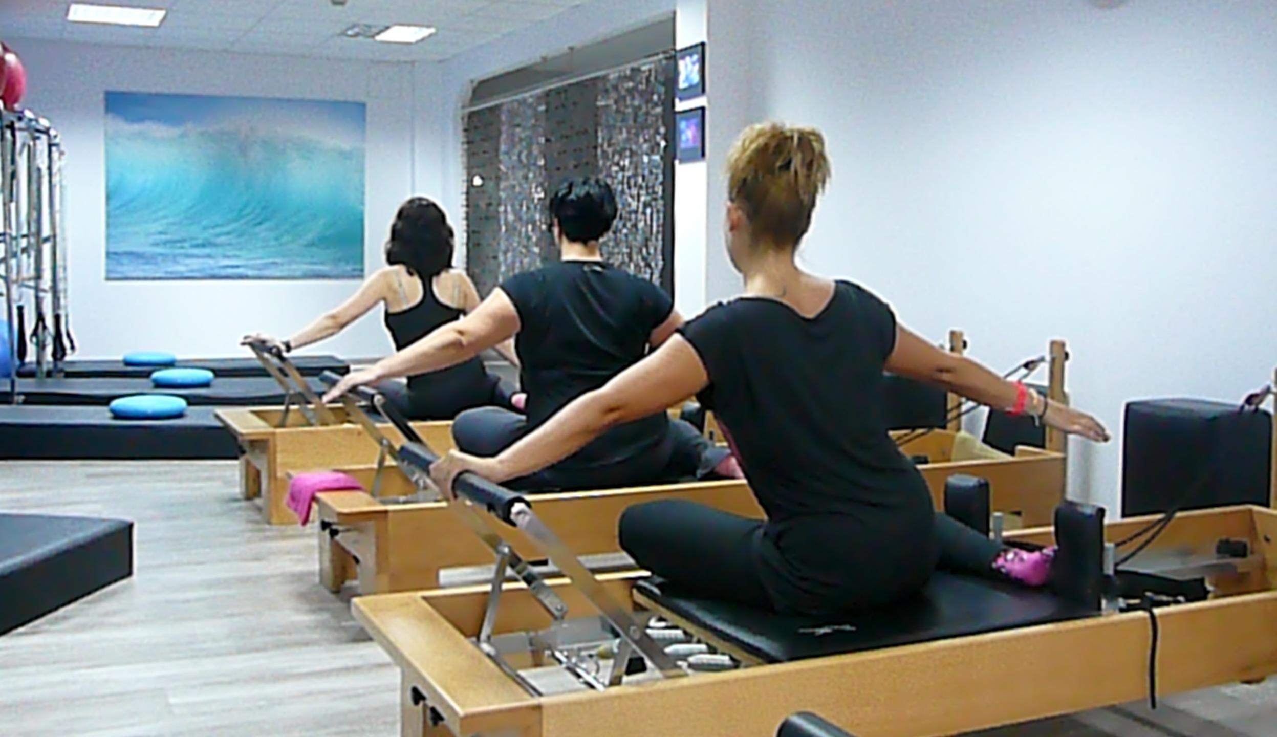 Sistema completo de Pilates
